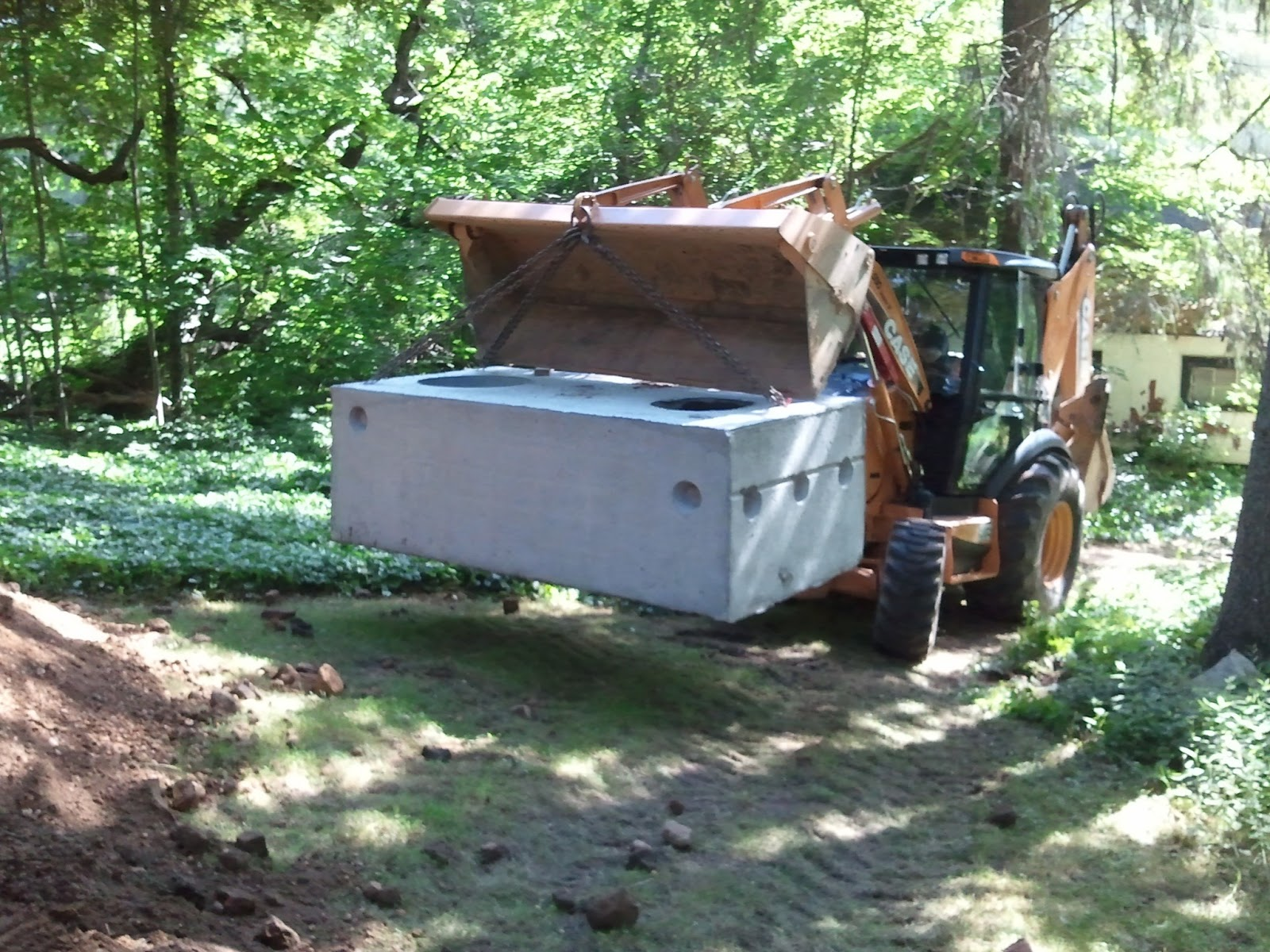 Septic Tanks Installations