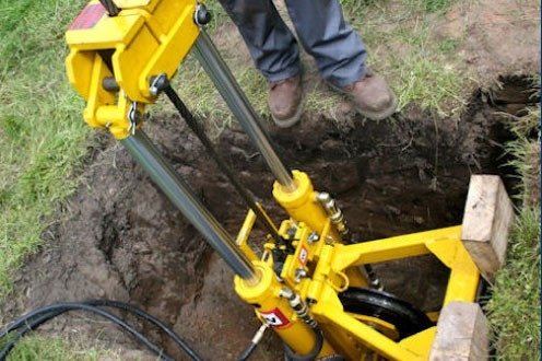 Trenchless Method