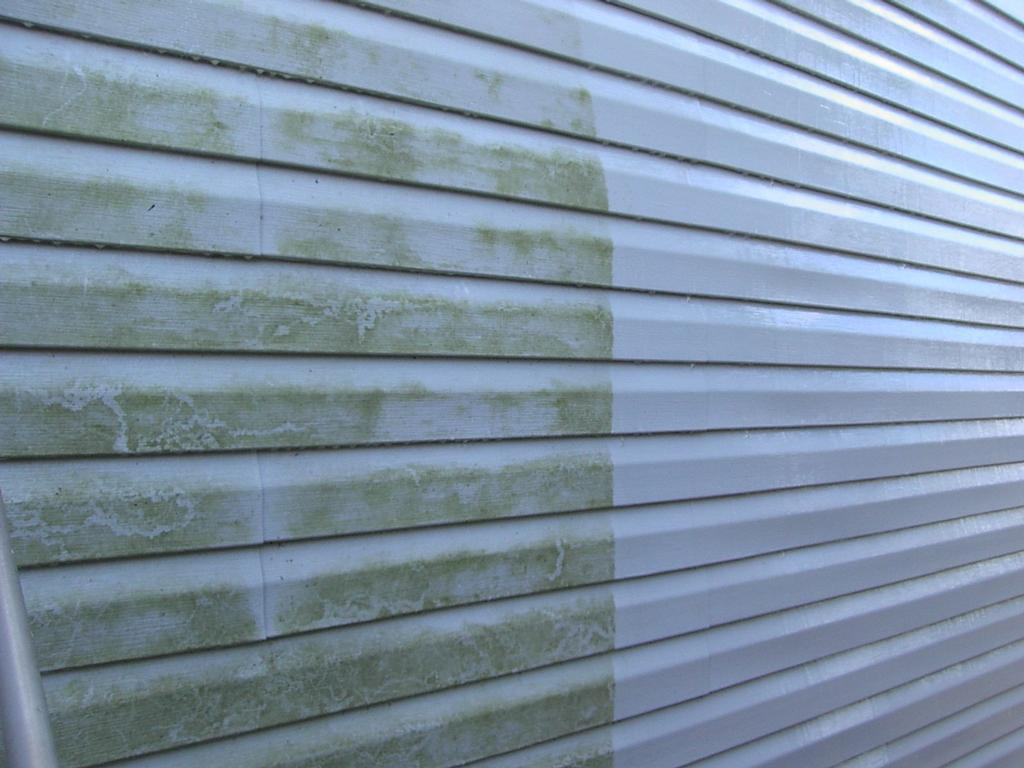 How To Pressure Wash Mobile Home