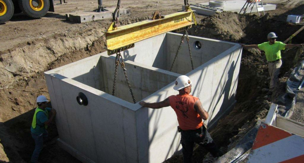 Grease Traps Installation
