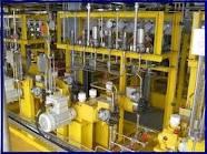 certified welding asme, boiler room piping, chillers,